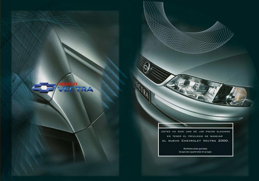 Chevrolet Vectra General Motors