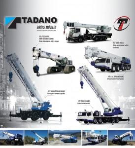Tecmaco 2015 Tadano