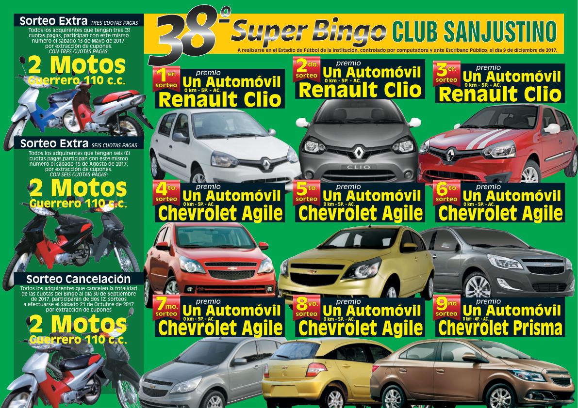 Club San Justino 2017