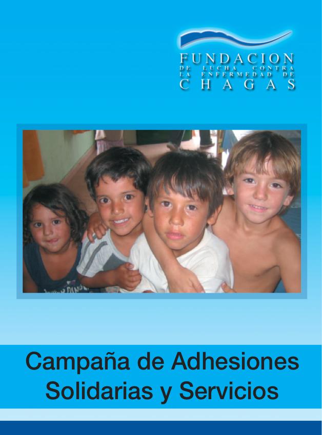 Fundación Chagas 2018 Tapa