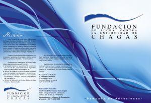 Fundación Flech Lucha Chagas Tapa