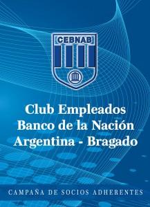 Frente Banco Nación Bragado